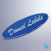 Domed Label Printing