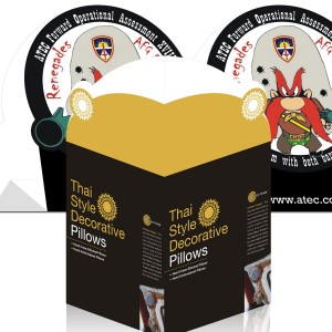 Custom Table Tents
