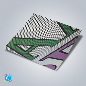 Perforated Stickers