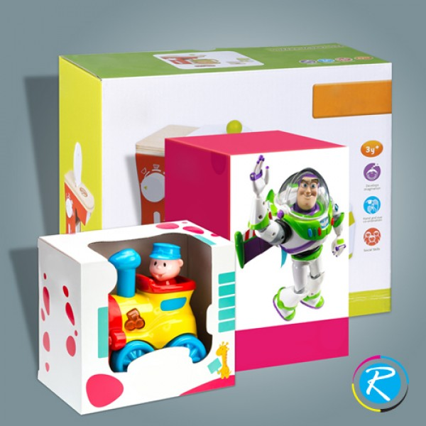 Toy Card Box